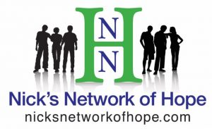 Nick's Network of Hope image to show a network of hope